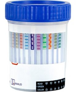 CliniHealth Drug Test 6 panel CUP