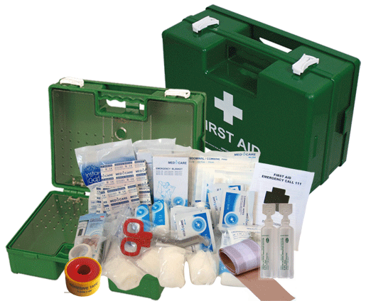 FIRST AID KIT REGULATION 7