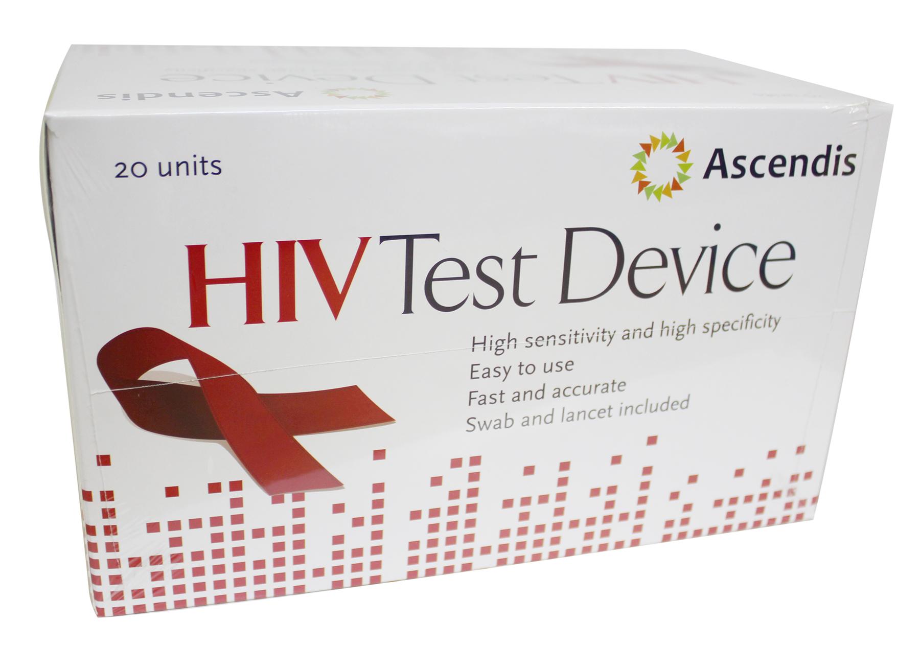 HIV Test Device 20 units