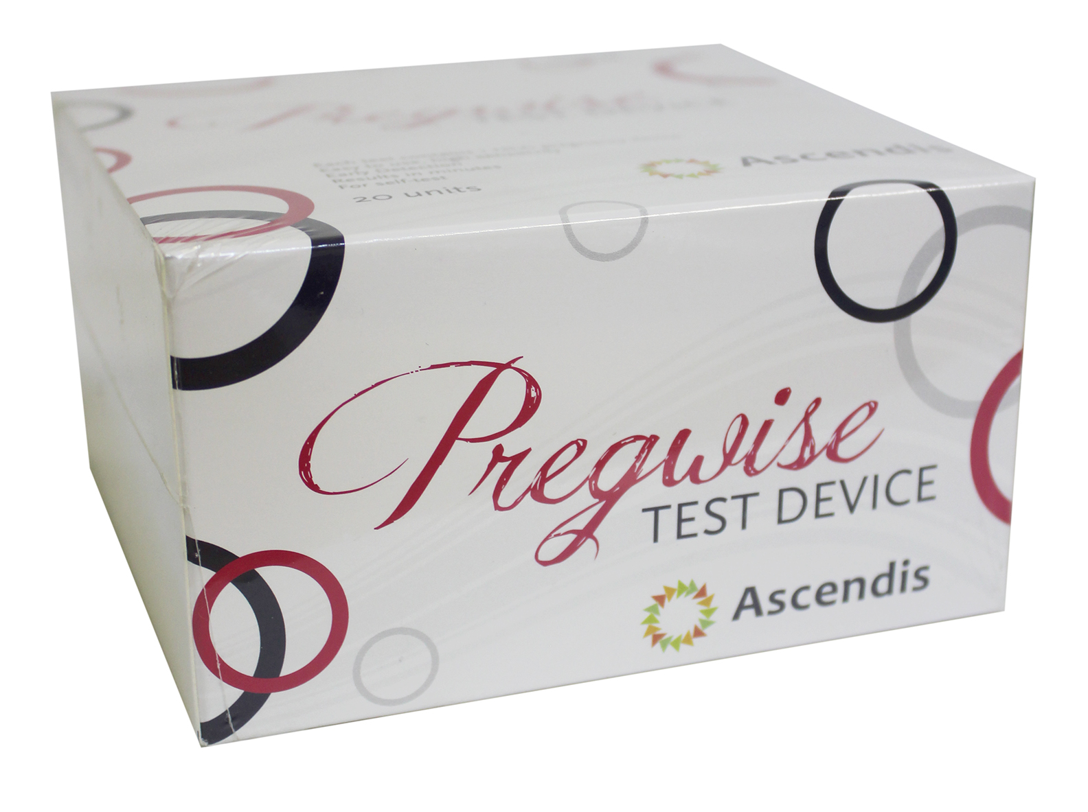 Pregwise Test Device 20 units