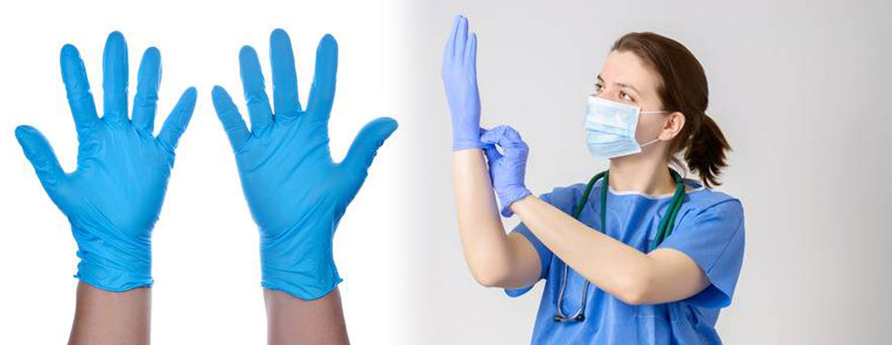 Nitrile Gloves - Clinihealth